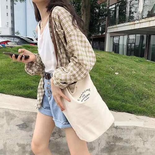 Túi nữ vải basic