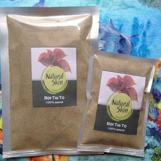 Bột lá tía tô nguyên chất Natural Skin 100g - 3024 thumbnail