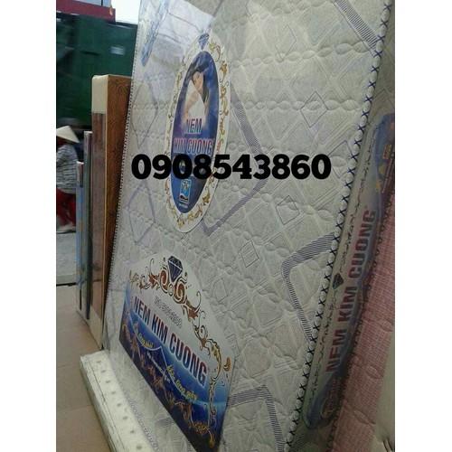 Nệm cao su kim cương nhân tạo 1m8 x 12cm