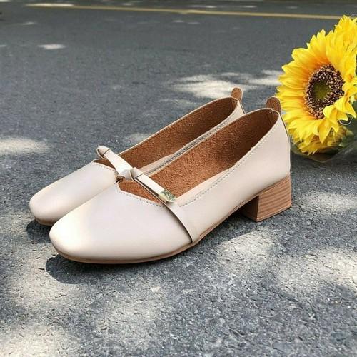 Giày nữ, giày búp bê nơ giữa phong cách hàn Quốc - 4540563 , 13183749 , 15_13183749 , 200000 , Giay-nu-giay-bup-be-no-giua-phong-cach-han-Quoc-15_13183749 , sendo.vn , Giày nữ, giày búp bê nơ giữa phong cách hàn Quốc
