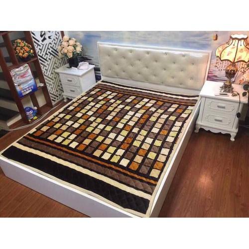 thảm trải giường mùa đông thảm trải giường