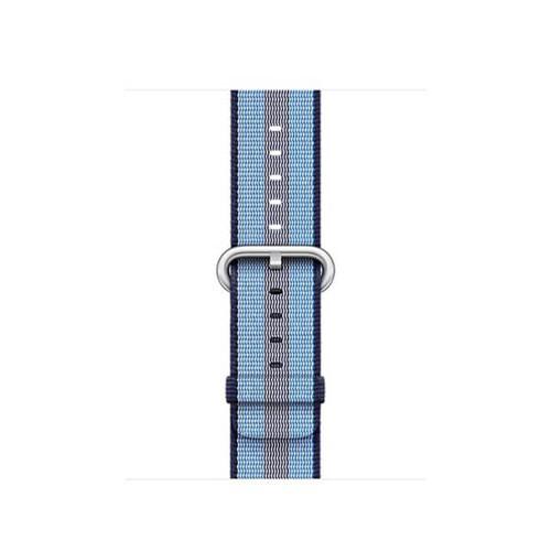 Dây Apple Watch Woven Nylon 2018 - Hàng Phụ Kiện 42mm - Midnight Blue