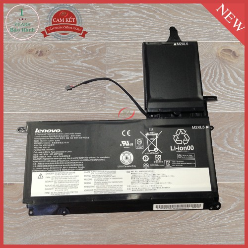 Pin laptop lenovo S531 20B00050HV