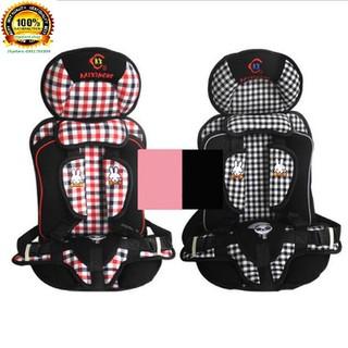 Ghế - ghế ngồi ô tô cho bé - ghế ngồi ô tô cho bé kẻ caro - ghế ngối ô tô RE0293 thumbnail