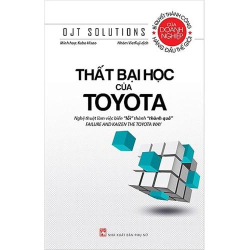 Sách Thất Bại Học Của Toyota