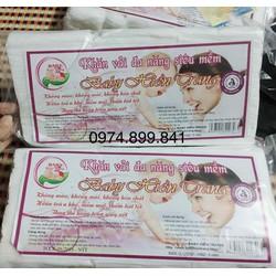 combo 10 gói khăn vải khô đa năng Hiền Trang