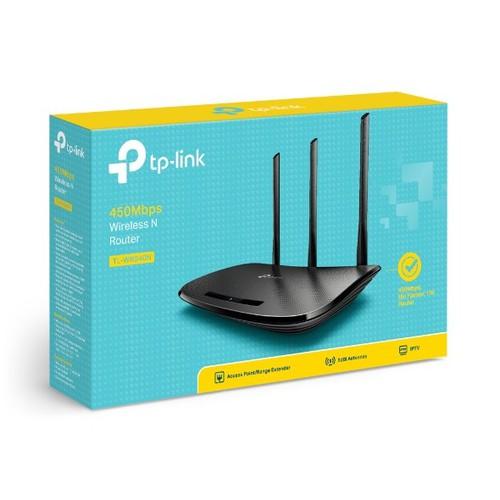 Router Wifi TPLink TL-WR940N Chuẩn N Tốc Độ 450Mbps