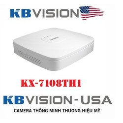 Đầu ghi hình 8 kênh 5 in 1 KBVISION KX-7108TH1