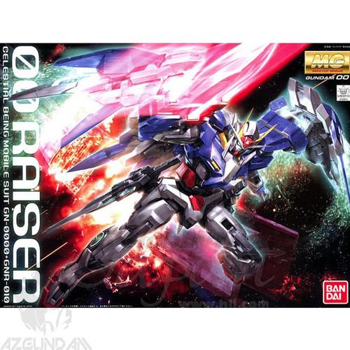 Đồ chơi lắp ráp mô hình Gundam Bandai MG 00 Raiser Gundam