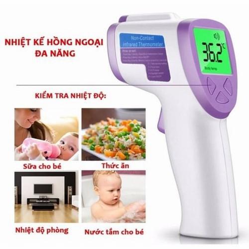 Nhiệt kế đo nhiệt độ - Máy đo nhiệt độ trẻ em nhanh chính xác