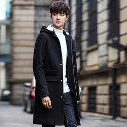 Áo khoác dạ, áo măng tô nam