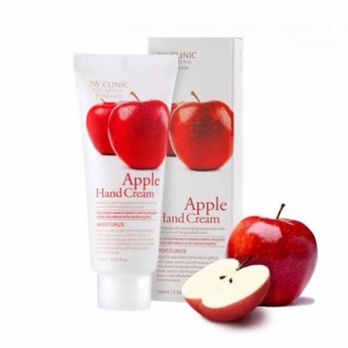 Kem dưỡng da tay chiết xuất táo