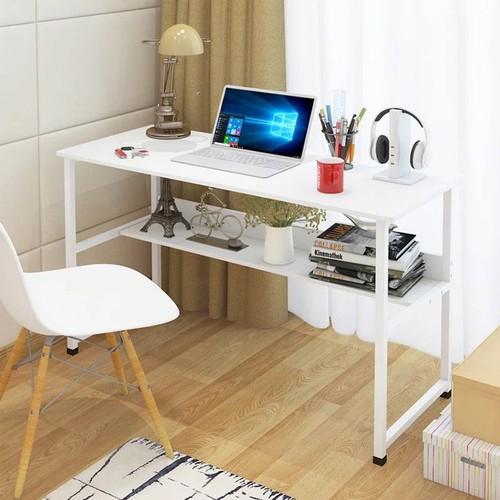 Bàn - bàn - bàn làm việc - bàn làm việc 2 tầng 120x50