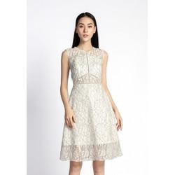 De Leah - Đầm Ôm A Ren Thang - Thời trang thiết kế