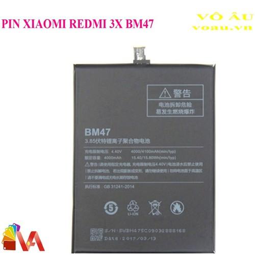 PIN XIAOMI REDMI 3X