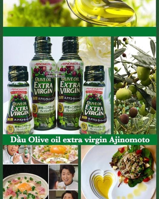 Dầu Olive Ajinomoto 70g - Dầu Olive Ajinomoto 70g 3