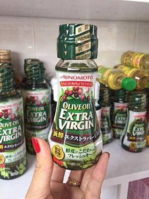 Dầu Olive Ajinomoto 70g - Dầu Olive Ajinomoto 70g 1