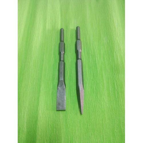 mũi đục 17mm nhọn và dẹp bộ 2 cái