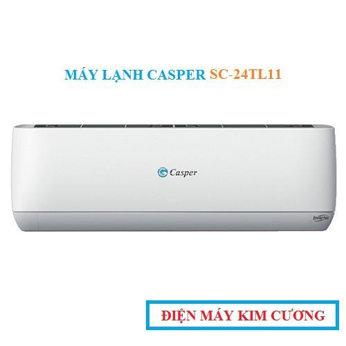 Máy lạnh Casper Wifi 2.5 HP SC-24TL11