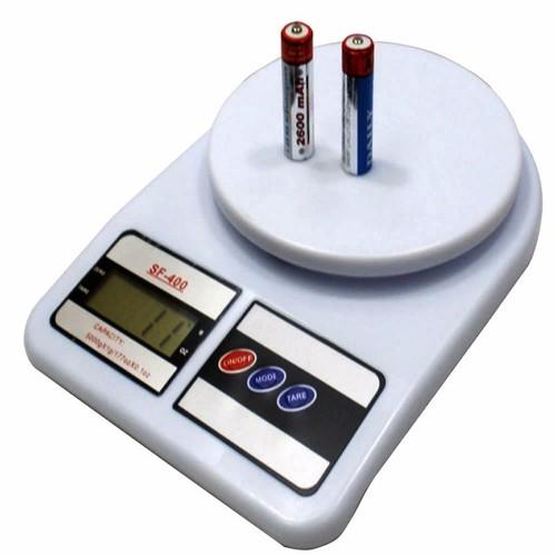 Cân điện tử Electric Mini nhà bếp SF-400 7kg tiện dụng - suty0030