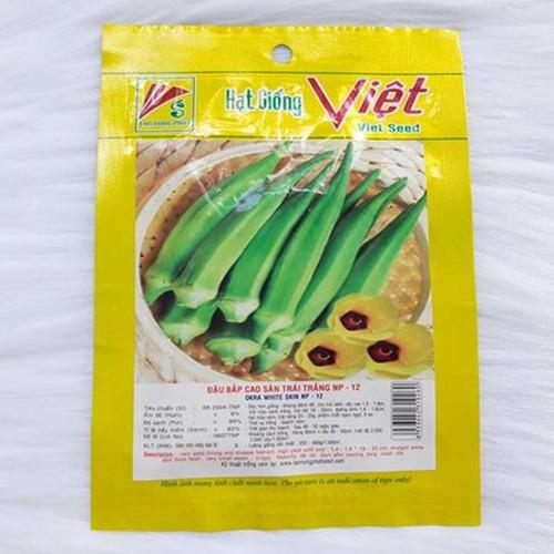 Hạt giống đậu bắp cao sản sai trái HGQ012