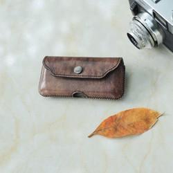 Bao da đeo hông cho điện thoại Nokia 8800 - Đồ da Handmade VI541
