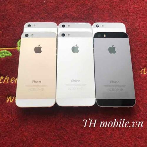 Điện Thoại IPhone 5S 16GB Quốc Tế Chính Hãng Zin Đẹp vân tay đầy đủ