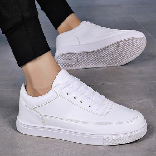 Giày sneaker nam trắng - giầy sneaker nam - 6550947 , 13205591 , 15_13205591 , 330000 , Giay-sneaker-nam-trang-giay-sneaker-nam-15_13205591 , sendo.vn , Giày sneaker nam trắng - giầy sneaker nam