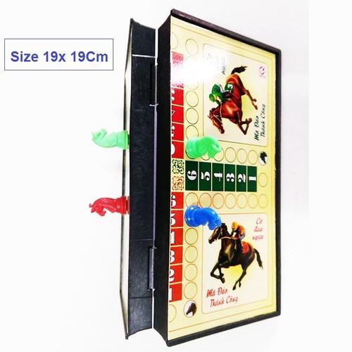 Bộ bàn cờ cá ngựa lớn DG, horse chess