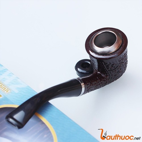 Tẩu thuốc giá rẻ hút thuốc sợi và thuốc điếu ZF902
