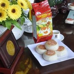 Bánh pía TÂN HƯNG LỢI  đậu xanh sầu riêng 400g