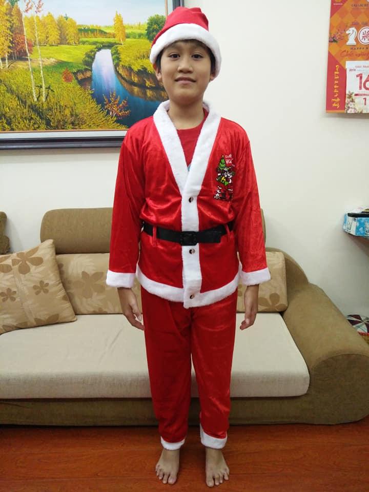 Bộ quần áo nhung trẻ em -  cho độ tuổi 6-7-8-9-10 3