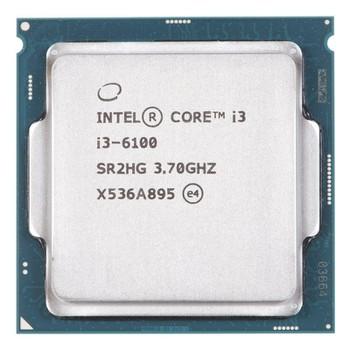 cpu i3 6100