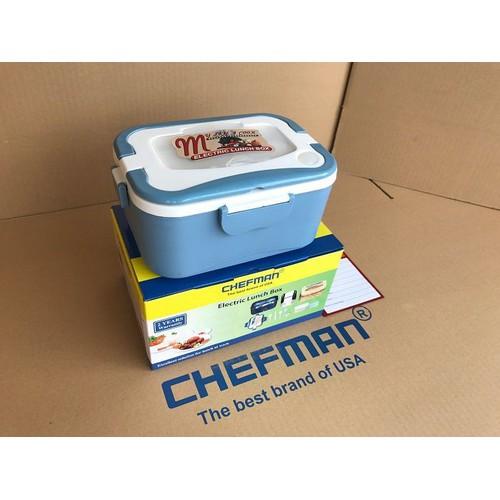 Hộp cơm hâm nóng ruột inox Chefman CM-113i