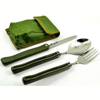 Bộ dao muỗng nĩa du lịch - TL2502 thumbnail