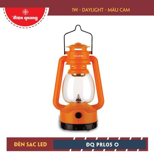 Đèn sạc Led Điện Quang ĐQ PRL05 O - 1W, daylight, cam - 6544821 , 13197864 , 15_13197864 , 263000 , Den-sac-Led-Dien-Quang-DQ-PRL05-O-1W-daylight-cam-15_13197864 , sendo.vn , Đèn sạc Led Điện Quang ĐQ PRL05 O - 1W, daylight, cam