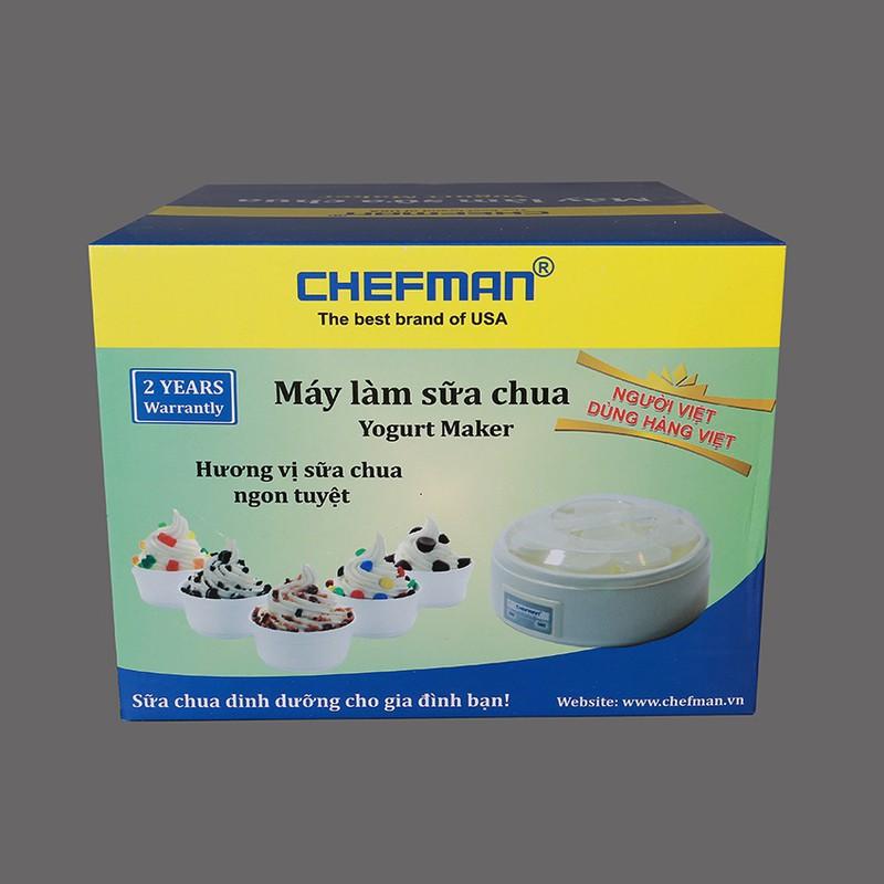 Máy làm sữa chua 16 cốc Chefman CM - 301 7