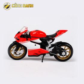 Mô Hình Xe Moto Ducati - Mô Hình Xe 1199-superleggera