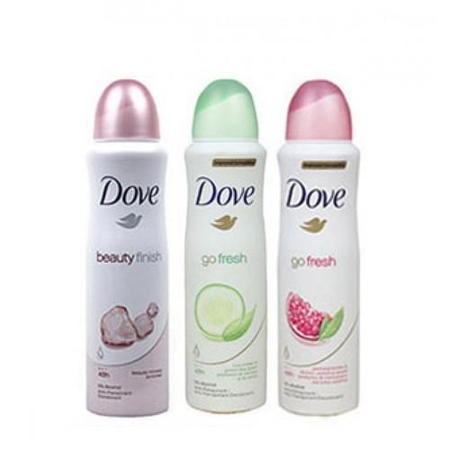 Xịt khử mùi Dove 150ml