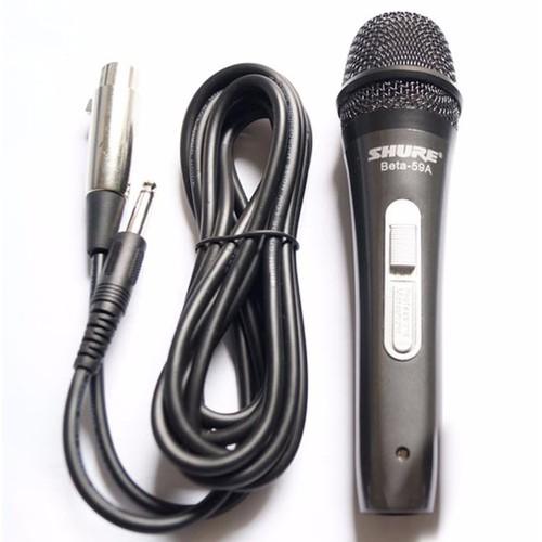 Micro karaoke có dây Beta 59A