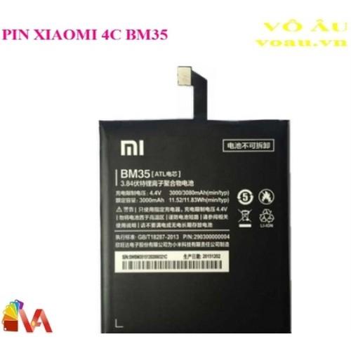 PIN XIAOMI 4C