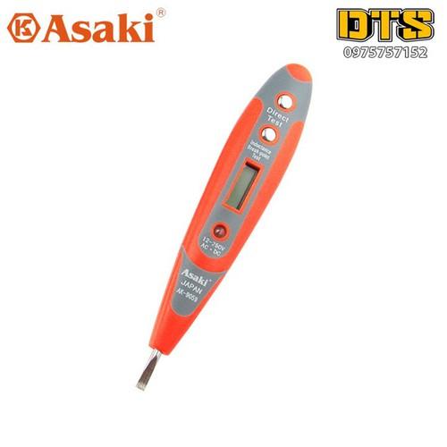 Bút thử điện điện tử Asaki AK-9059