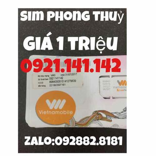 Sim phong thuỷ Vietnamobile