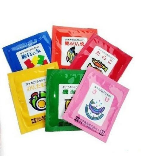 Gia vị rắc cơm cho bé Nhật Bản - Gia vị rắc cơm cho bé Nhật Bản 2
