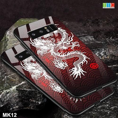 Ốp lưng Samsung Galaxy Note 8 in 3D hình rồng sang trọng