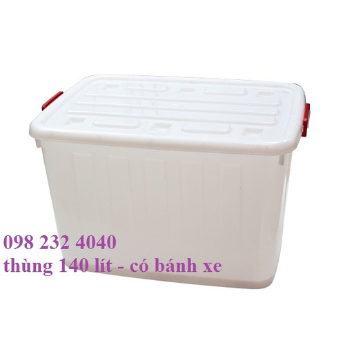 Lô 10 thùng nhựa 90 lít có bánh xe , có nắp - 6134825 , 12677962 , 15_12677962 , 1980000 , Lo-10-thung-nhua-90-lit-co-banh-xe-co-nap-15_12677962 , sendo.vn , Lô 10 thùng nhựa 90 lít có bánh xe , có nắp