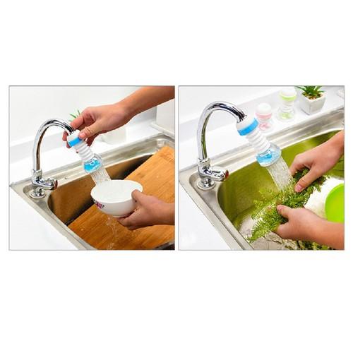 Combo 2 vòi sen lọc nước