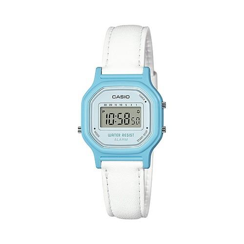 Đồng hồ Casio nữ dây da LA-11WL-2ADF