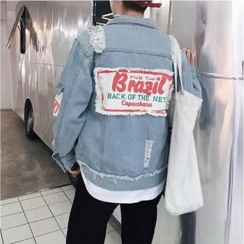 áo bò BRAZIL