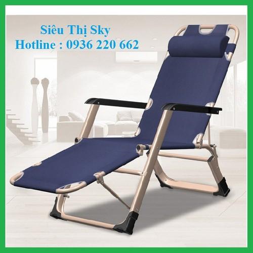 Ghế gấp - ghế xếp - ghế gấp văn phòng - ghế ngủ trưa - ghế ngả lưng